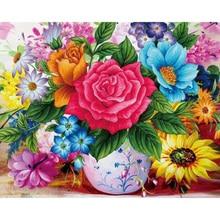 Full square/Round 5D DIY Diamond embroidery flo unde tree head diamond Painting Cross Stitch Rhinestone Mosaic decor DCC16