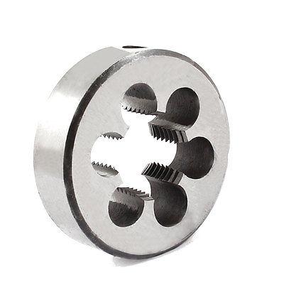 Метрические винтовые резьбы OZE19921102, круглые инструменты для матрицы G1/8 G1/4 G3/8 G1/2 G5/8 G3/4