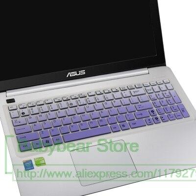 Protector de teclado para portátil de 15,6 pulgadas para Asus Zenbook Pro Ux501 Ux510Uw Ux501Vw Ux550Vd Bx501Ux Ux501Jw