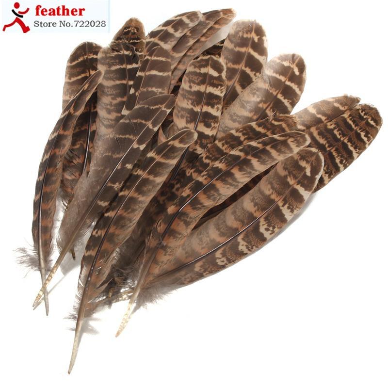 100 шт курица фазан перья из крыльев муха Связывание millinery art цветочный дисплей 2 заказа