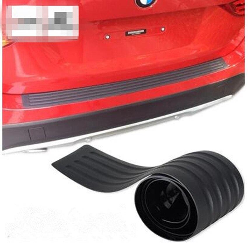 Estilo de coche Protector de parachoques de goma para AUDI S line A4 A3 A6 C5 Q7 Q5 A1 A5 80 TT A8 Q3 A7 R8 RS B6 B7 B8 S3 S4