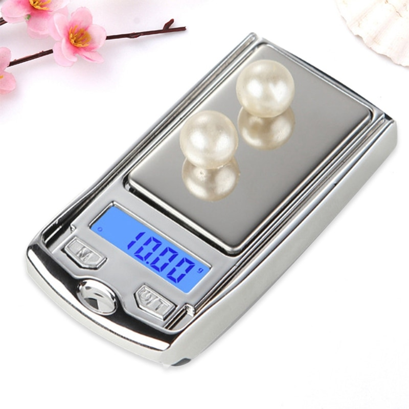 100g*0.01g Mini LCD Electronic Digital Pocket Scale Jewelry Gold Weighting Gram Balance Weight Scale
