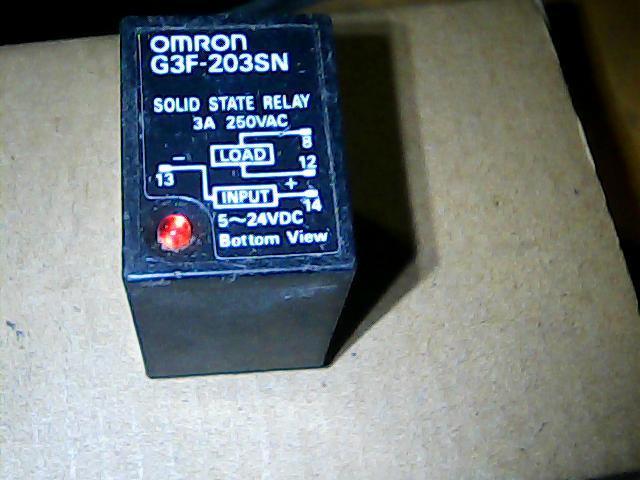 G3FD-203SN 5-24VDC G7SA-4A2B 18VDC G3CN-DX02P1 NC2D-P-DC100V