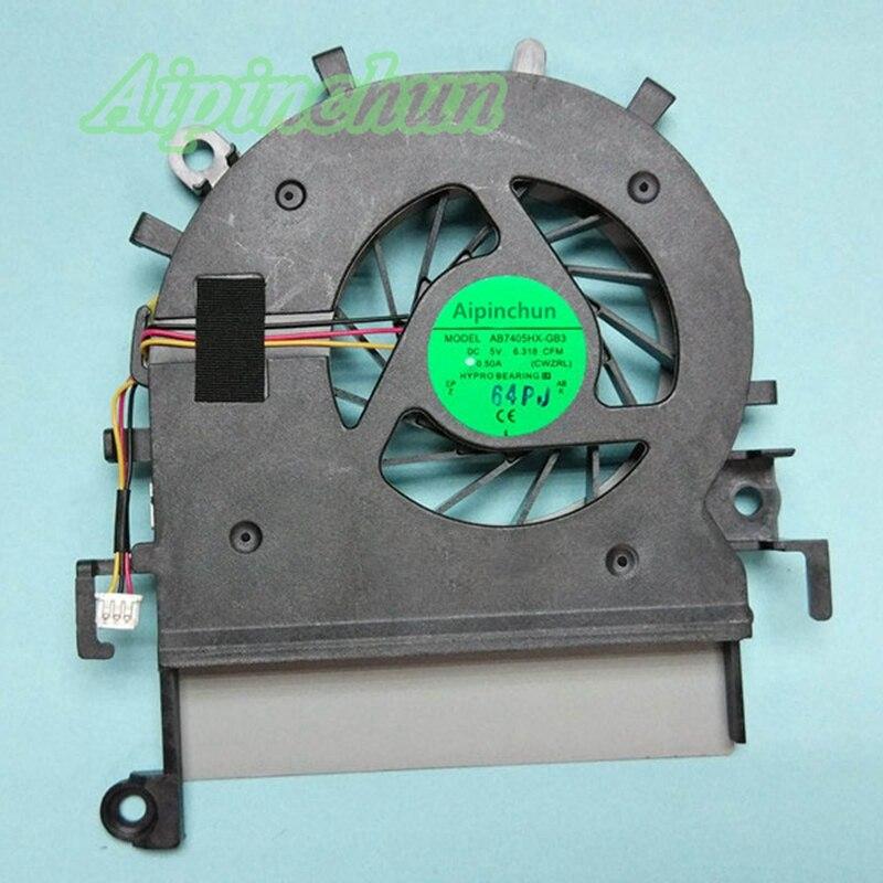Новый Кулер для ноутбука Aipinchun, вентилятор охлаждения для Acer Aspire 5349 5349G 5349Z 5749-6492 5749Z 5749Z-4809