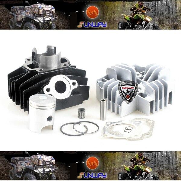 2013 New PW80 engine parts-Piston(set) CRK,for Yamaha PW80,PY80, parts, engine piston