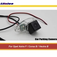 car rear back view reversing camera for opel astra fcorsa bvectra b rearview parking waterproof hd ccd cam