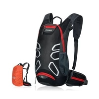 cycling outdoor 15l waterproof nylon backpack men travel backpack multifunction bags male backpack with rain cover sac a dos