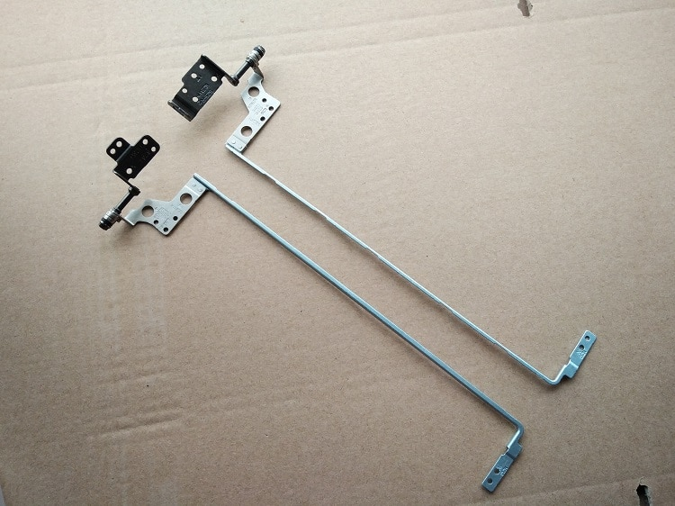 (5 пар/лот) для Lenovo ideapad 310-15 310-15abr 310-15ISK Lcd Петли P/n AM10T000100 AM10T000200