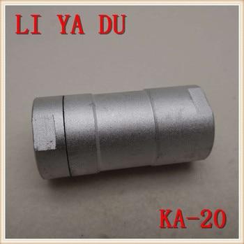 KA-25 G1 Pneumatic one-way air valve check the internal thread of the reverse check valve