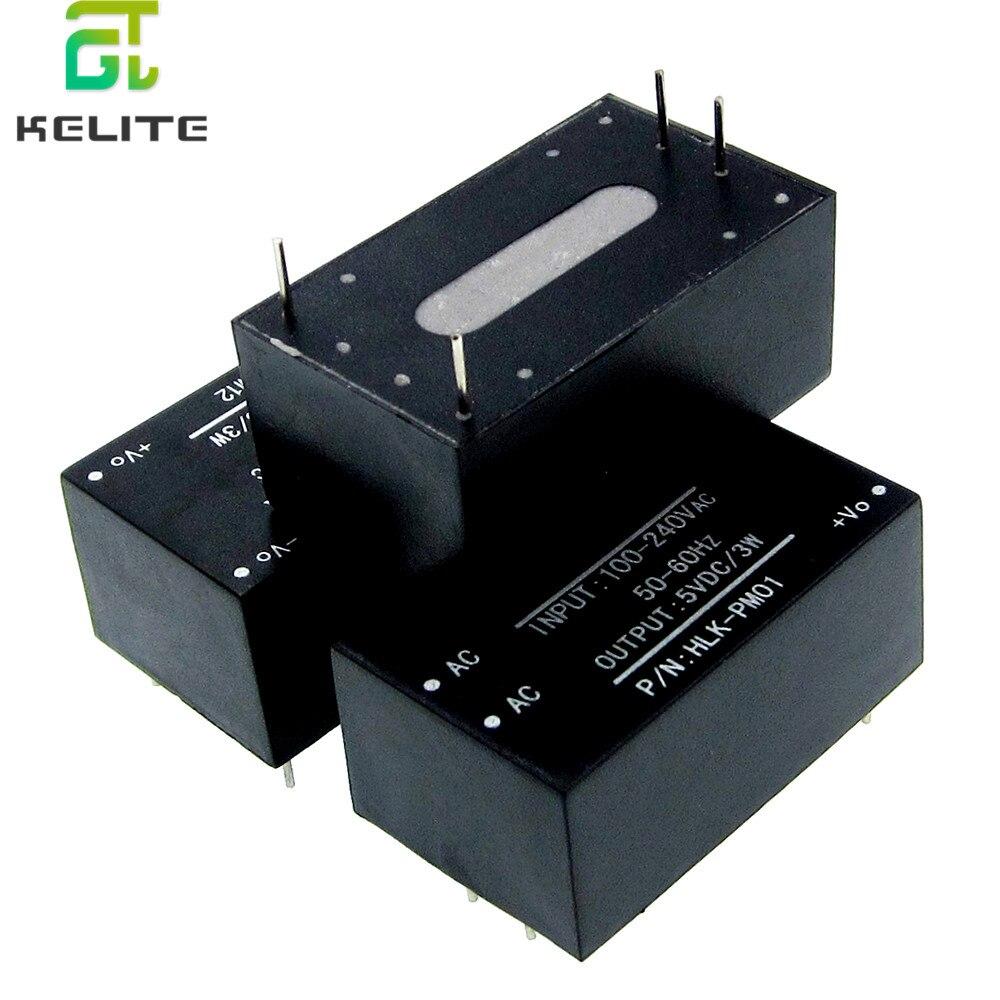 HLK-PM01 AC-DC 220 V à 5 V mini module dalimentation, module dalimentation intelligent de commutateur de ménage