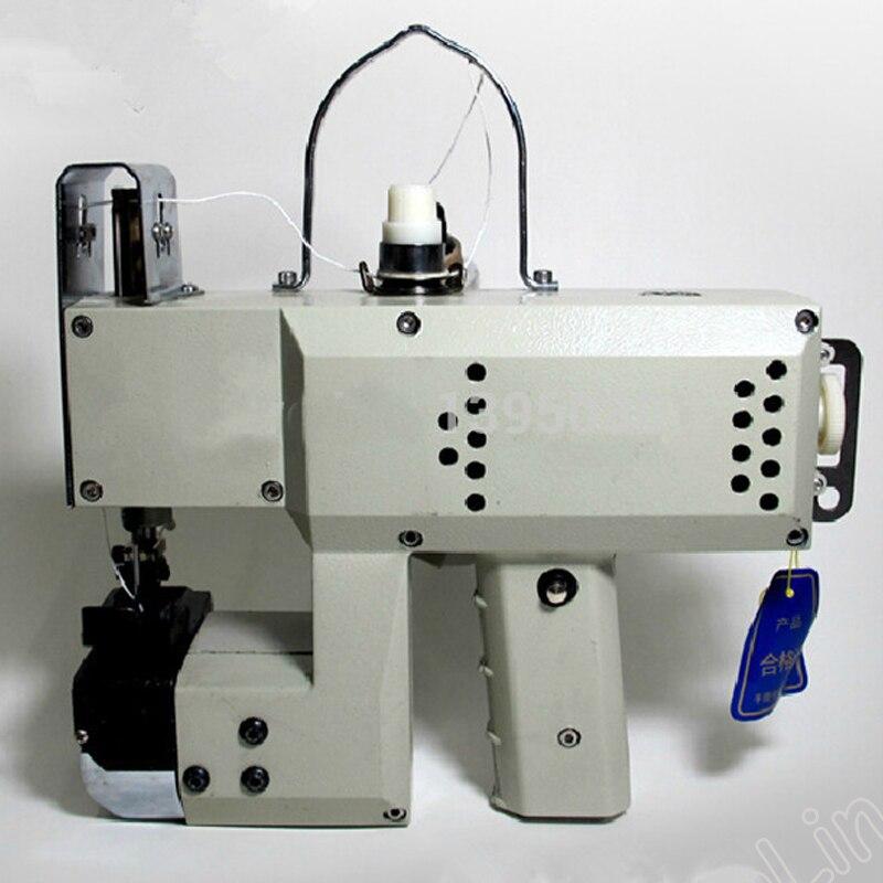 ماكينة تغليف محمولة ، ماكينة خياطة كهربائية ، حقيبة أرز منسوجة ، أداة خياطة