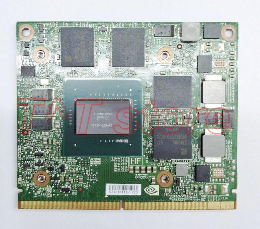 بطاقة رسومات الفيديو الأصلية ، M2200 ، M2200M ، 4 جيجابايت ، GDDR5 ، MXM 3.0 ، لـ M6600 ، M6700 ، M6800 ، M7520 ، M7510 ، VGA ، يعمل بشكل جيد