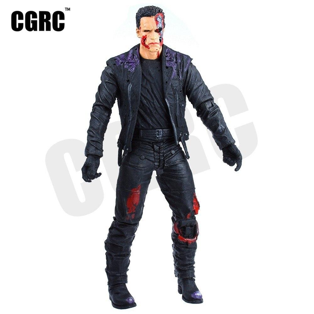 7 pulgadas muñeca conductor activa conjunta Terminator 1/10 coche trepador de control remoto AXIAl SCX10 TRX4 Axial Scx10 CC01 RC4WD D90 D110