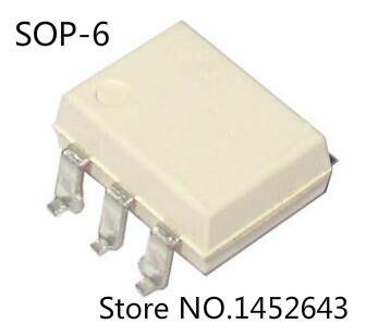 Enviar 10 Uds PC110 SOP-6/MOC3031/4N38 4N38S/H11AA1/MOC3053