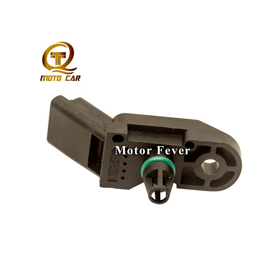 Absoluta en el colector de aire sensor de presión Map 0261230043, 9639381480, 96393814, 467680 1920AJ para Citroen Peugeot 106 Fiat 206