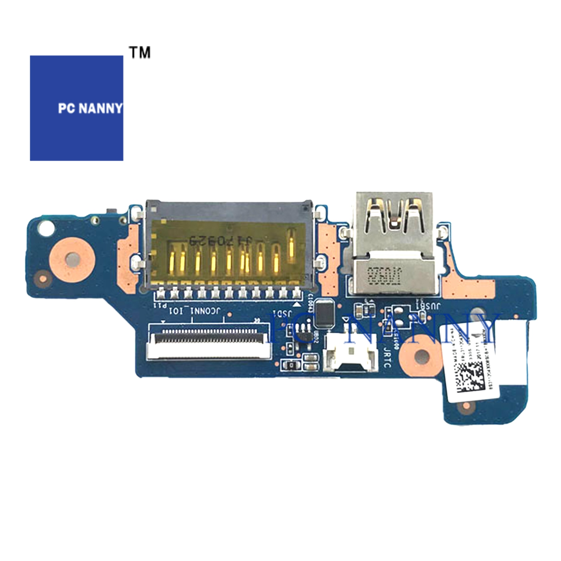 Pcnوالماني لجهاز lenovo Ideapad330S 330S USB SD BOARD 431204304010 اختبار جيد