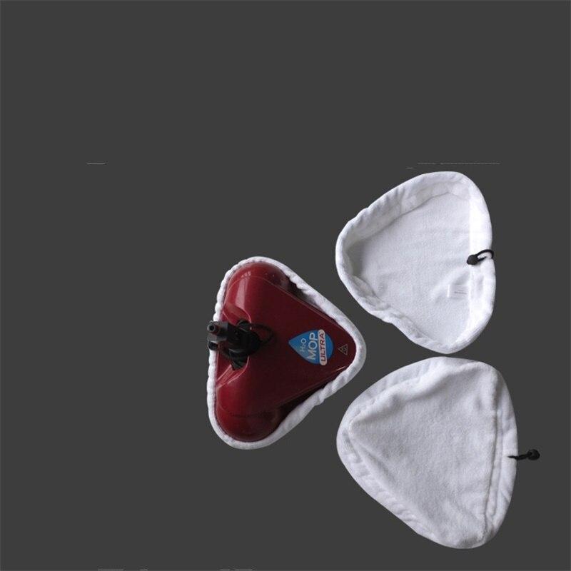 Портативная треугольная швабра сантехника легко моется ткань пригодная для
