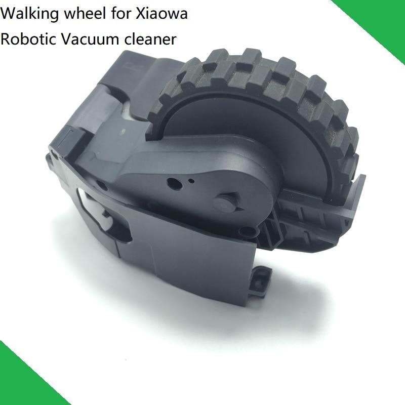 Rueda para caminar Original, repuestos derecho e izquierdo para Xiaomi aspiradora Roborock Xiaowa C10 E20 E25 E35