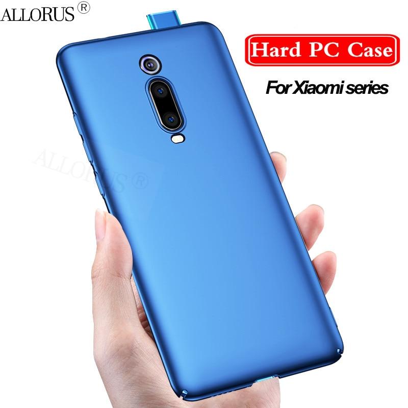 Funda dura de plástico Premium funda Xiaomi mi 9T A2 8 Lite 9 SE 9t pro case Ultra delgada carcasa completa mate Xiaomi mi 9 T Pro a prueba de golpes funda xiaomi mi 9t carcasa xiaomi mi 9t 9 se case