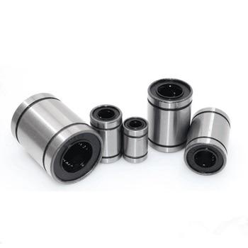 200pcs/lot LMB4UU SW4UU SW04UU LMB04UU Inch size linear motion ball  bearings 6.35x12.7x19.05mm