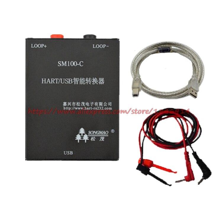Modem hart por sua vez usb USB-HART modem hart conversor CM100-C