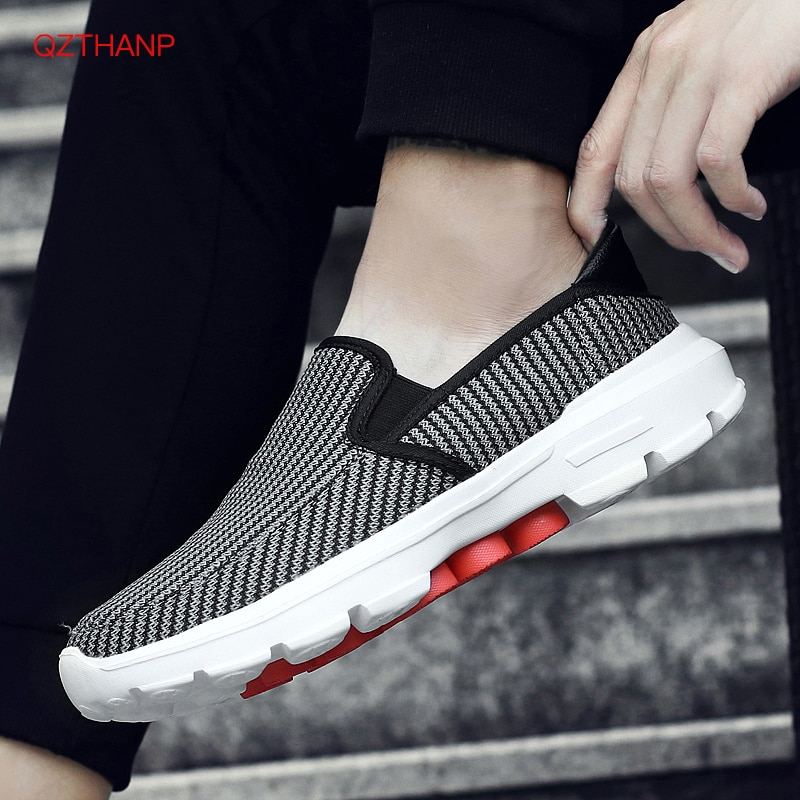 2018 Men Sneakers Unisex Lover Shoes Men Casual Shoes Breathable Male Shoes Adult Men Ayakkab Erkekler Lightweight High Quality