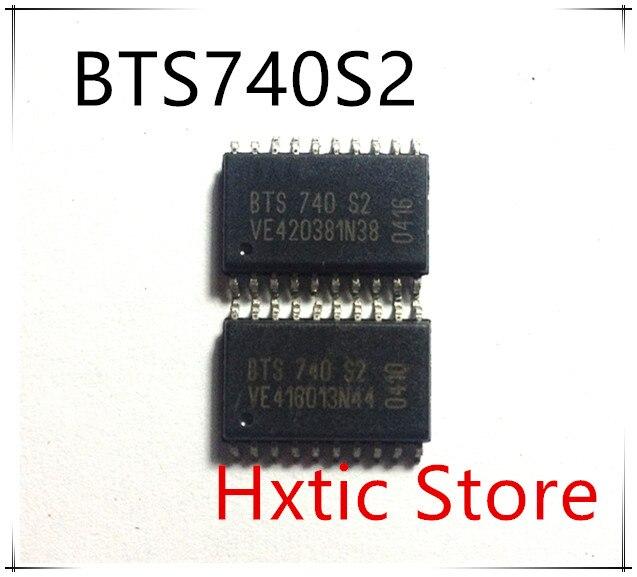 Nuevo 10 unids/lote BTS740 BTS740S2 SOP-20 BTS 740 S2 SOP20 IC