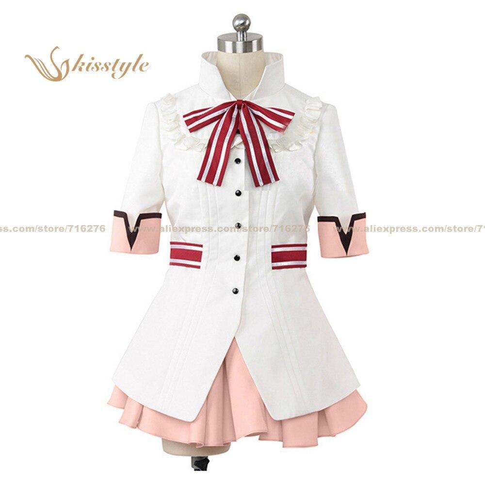 Uniforme de Takanashi a la moda kisstyle IDOLiSH7 disfraz Cosplay, personalizado aceptado