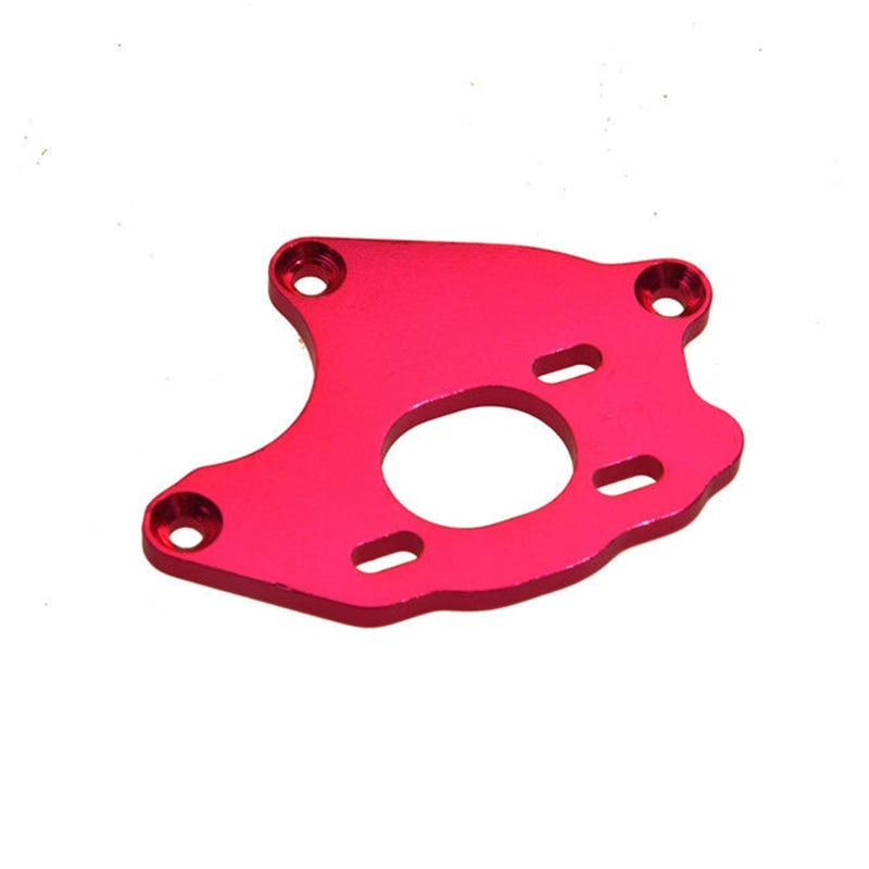 Alta qualidade rosa alumínio Motor placa de montagem para 3 racing Sakura D3 CS deriva Car frete grátis