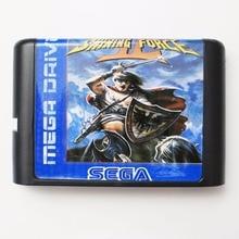 Shining Force 2 16 bit MD Game Card For Sega Mega Drive For Genesis