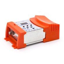 Nuevo modulador HDM68 modulador Digital RF HDMI convertidor AV a RF VHF UHF PAL/NTSC modulador portátil estándar para naranja de la UE