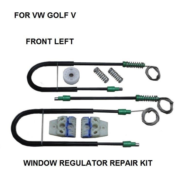 Для VW GOLF V 4/5 дверь передняя левая 2013-2015