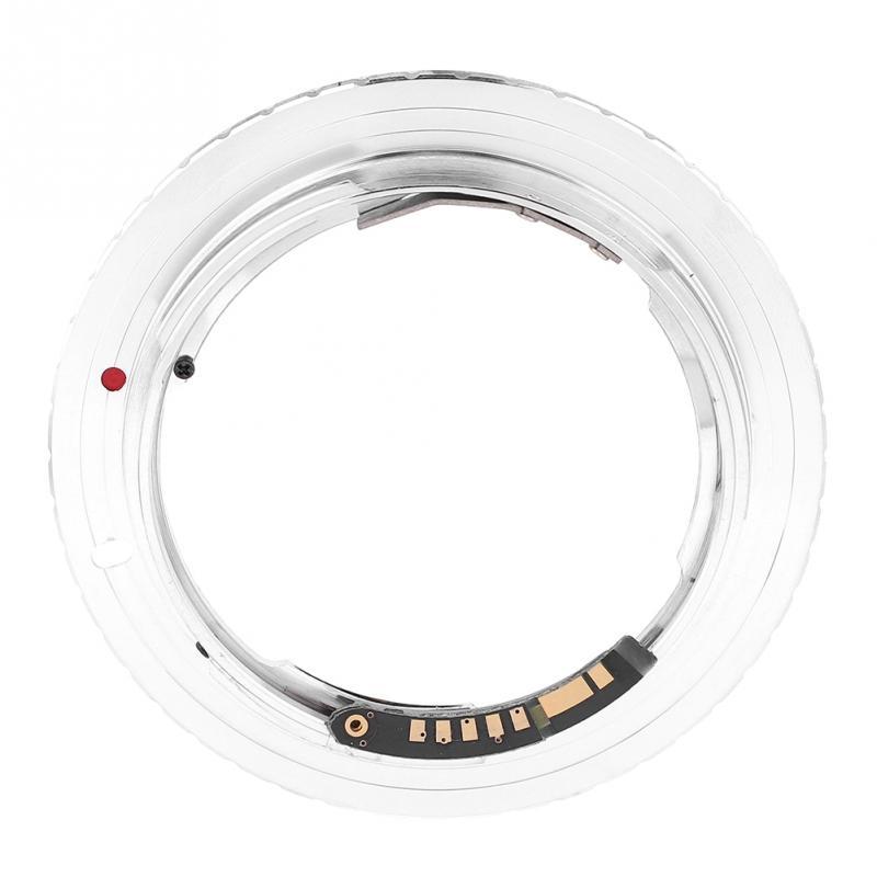 PB-EO S Electric Lens Adapter Ring for Praktica PB Mount Lens  for Canon EO S EF 5 D 6D Mark II 700D Mount Camera SLR/DSLR Cam