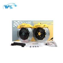 KOKO RACING ensemble complet de freins de voiture   De couleur jaune, avec étrier de voiture de haute qualité pour bmw f10