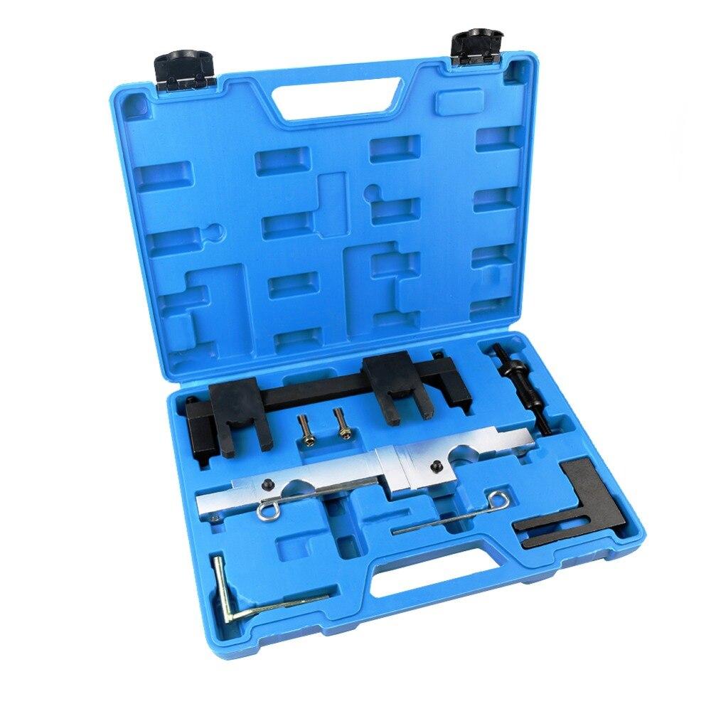 7 шт. распределительный вал двигателя инструмент выравнивания для BMW N43 1,6 2,0 E81 E82 E87 E88 E90 E91 E92 E93 набор инструментов синхронизации