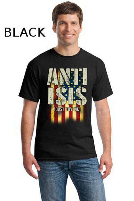 Nueva moda Cool Casual camisetas verano Paried camisetas 2ª segunda pistola de Enmienda Derechos Anti Isis Ar15 Rifle camiseta política