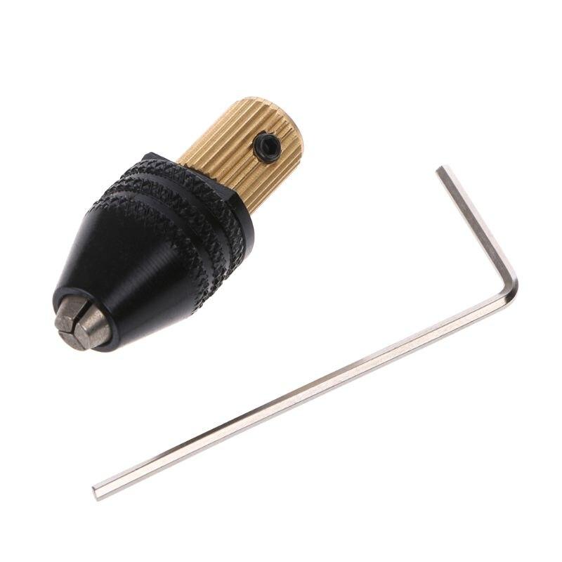 Mini 0,3-3,5mm pequeño para Mini taladro electrónico Juego de Herramientas Universal