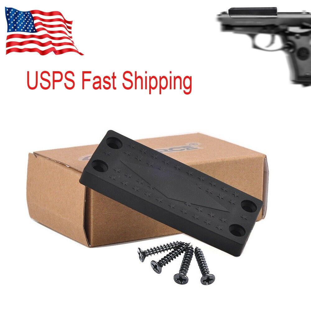 Магнитный держатель для пистолета US 43 Lbs, винты для пистолета, автомобиля, домашнего настенного крепления, аксессуар для пистолета, органайзер для охоты