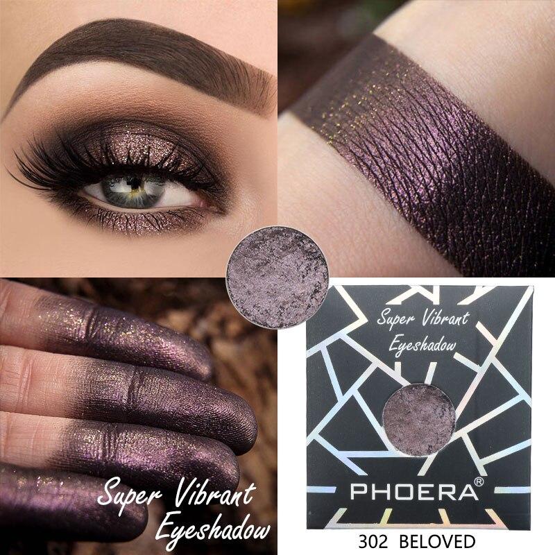 Foera 12 cores pearlescent monocromático olho sombra mini paleta de sombra à prova dwaterproof água beleza cosméticos maquillage tslm2