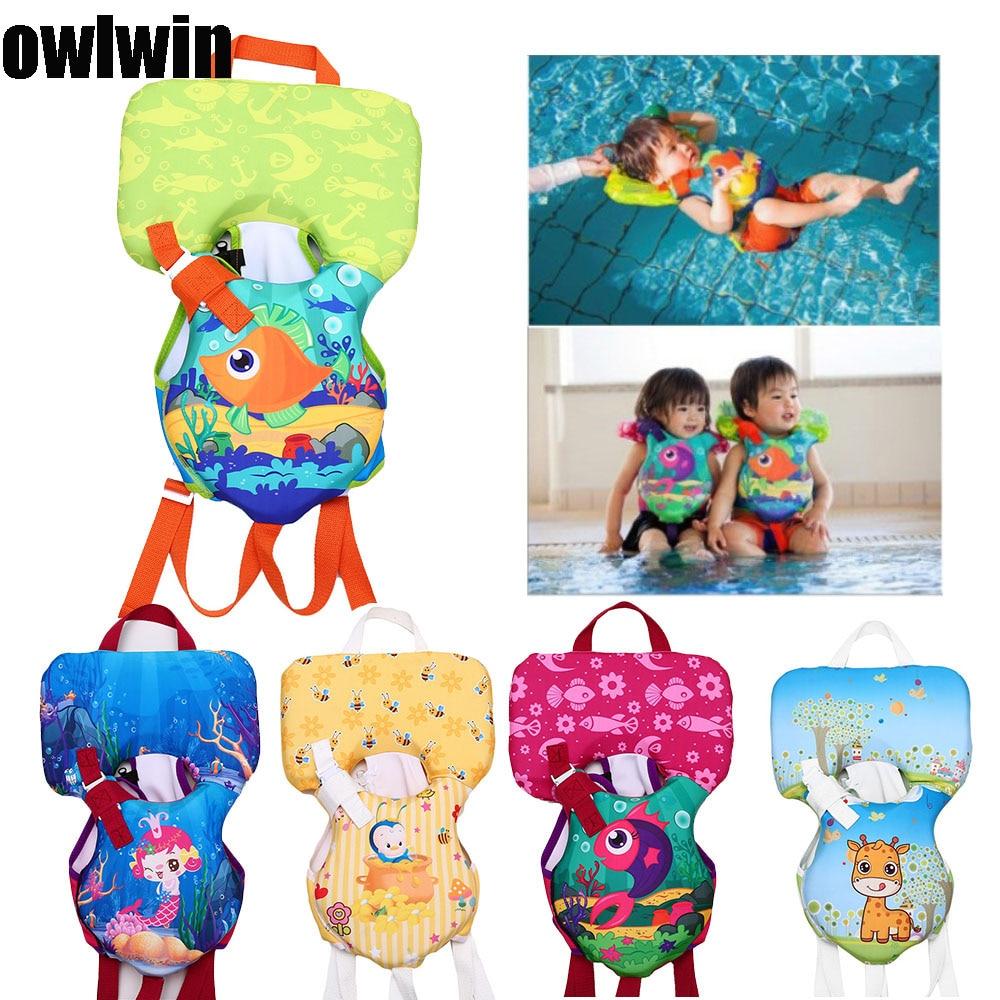 Owlwin-سترة نجاة الطفل ، سترة نجاة الطفل ، ملابس السباحة ، الرياضة المائية ، سترة النجاة ، السباحة