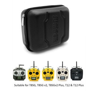 Jumper T8SG V2 T8SG V2  Plus T12 T12 plus Portable Carring Case Box for T8 T12 Series transmitter Remote Control