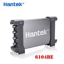 Hantek-Oscilloscope numérique à 4 canaux, 100Mhz, outil de Diagnostic automobile, Portrail USB