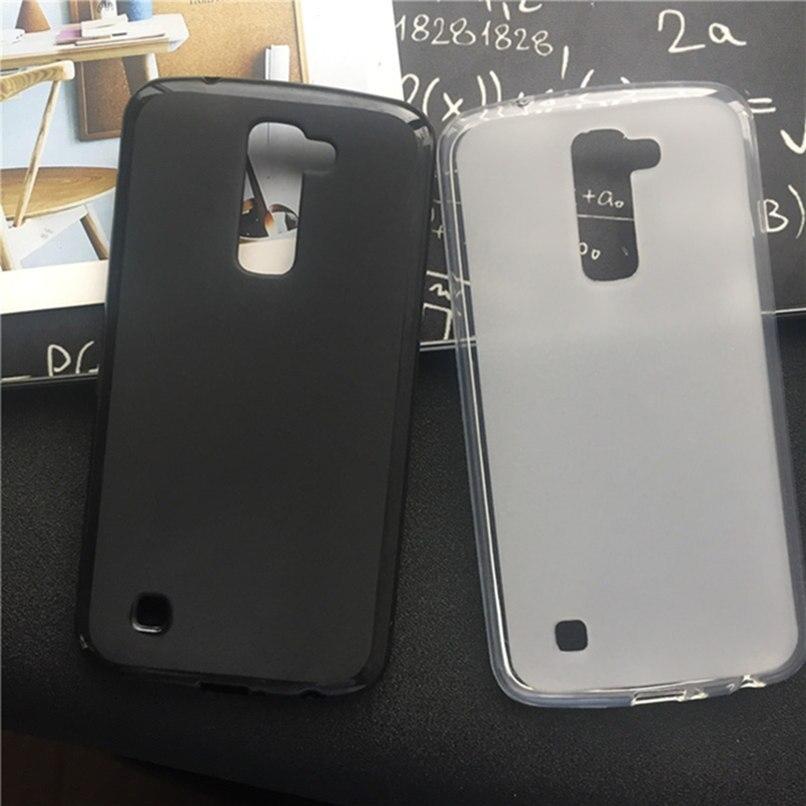 Weiche Silikon Schutzhülle Zurück Abdeckung Fällen für LG C40 Leon 4G Lte H340N H320 C50 H324 TPU Handy fall