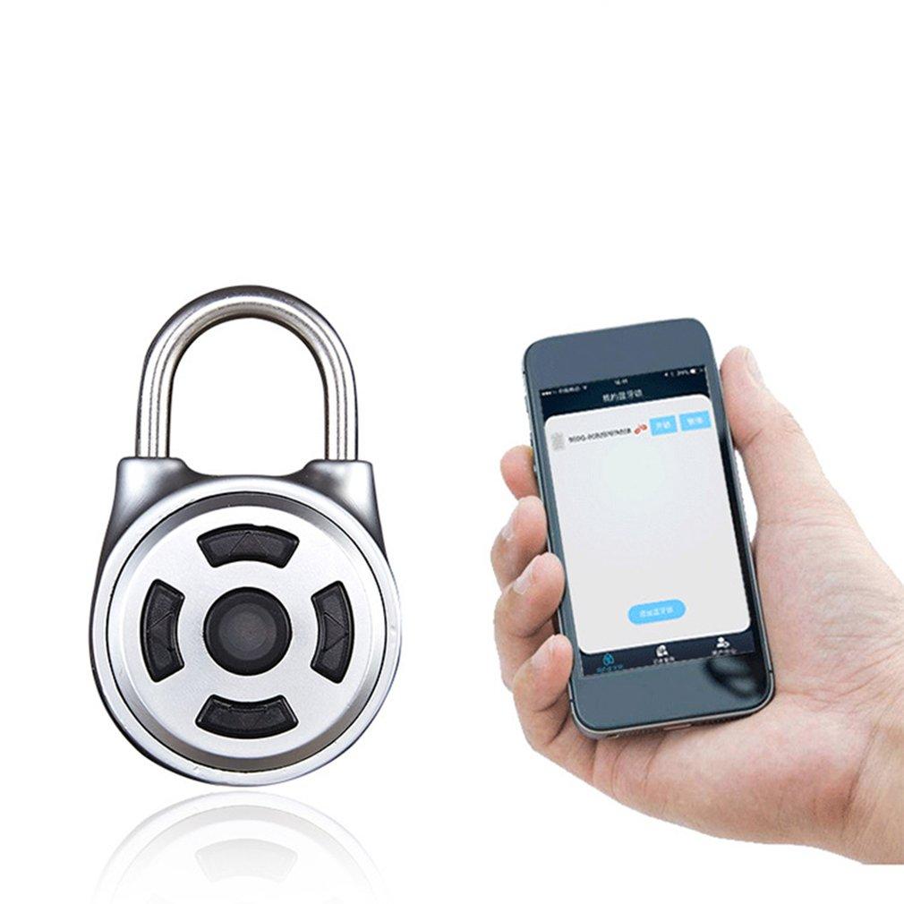 Passwordelectrónico inteligente Bluetooth contraseña candado Puerta de inicio Aplicación de administración remota desbloqueo de teléfono móvil
