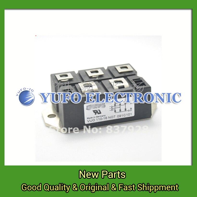 Envío gratis 1 piezas VUO110-16NO7 módulo de potencia original nuevo suministro especial Bienvenido a la orden