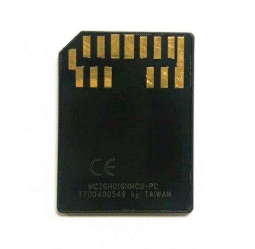Мультимедийная карта 32MB 64MB 128MB 256MB 512MB 1GB 2GB 13pin/7pins MMC карта