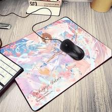 Mairuige comme meilleur tapis pour les amis amoureux danime carte captor Sakura motif tapis de souris Mahou Shoujo filles Mini Pc Table ordinateur portable tapis de bureau