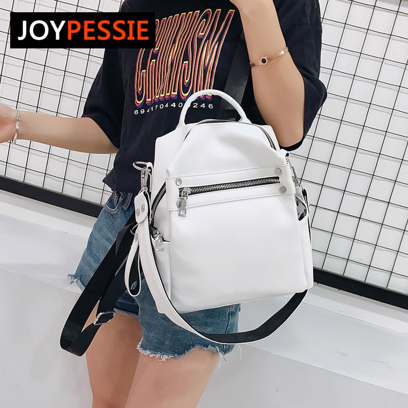 Women Backpack Female 2020 New Shoulder Bag Multi-purpose Casual Fashion Ladies Small Backpack Trave