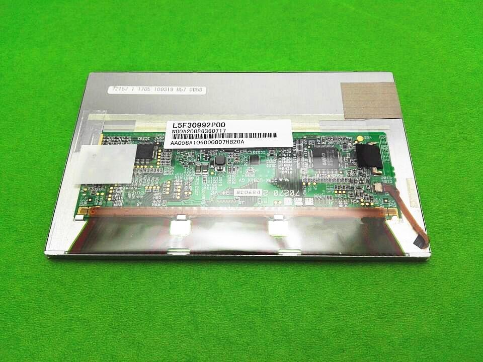 Skylarpu 5,6 pulgadas para L5F30992 (CF-U1) Pantalla LCD para Panasonic CF-U1 pantalla LCD de portátil panel de pantalla (sin táctil)