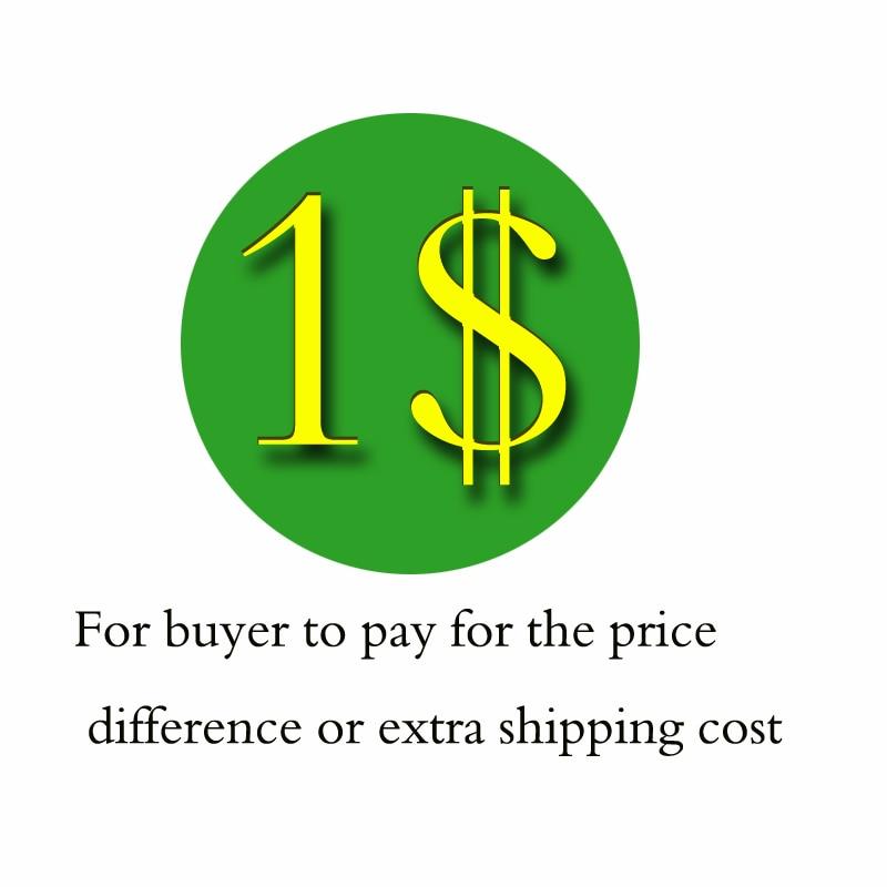 Para que el comprador pague la diferencia de precio o el costo de envío adicional